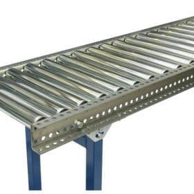 Rollenbaan (zware goederen) 200 kg/m